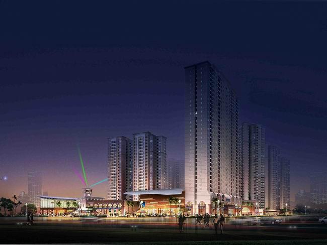 深业东城国际-深圳市华阳国际工程设计股份有限公司