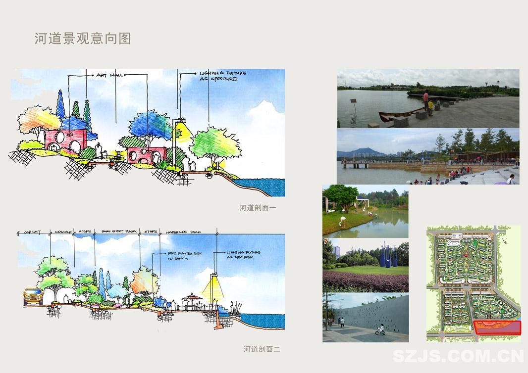 理田设计—新疆克拉玛依保障性住房景观设计