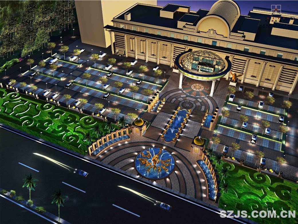 酒店理系统结构图