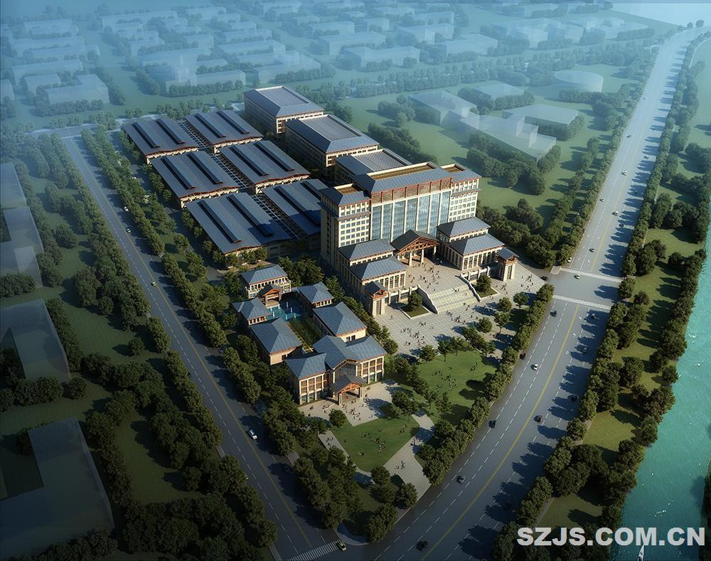 广东新会格兰达产业园区