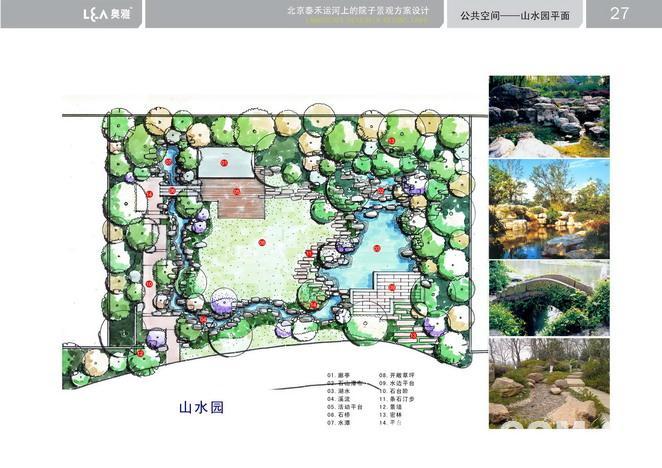 北京植物园平面图