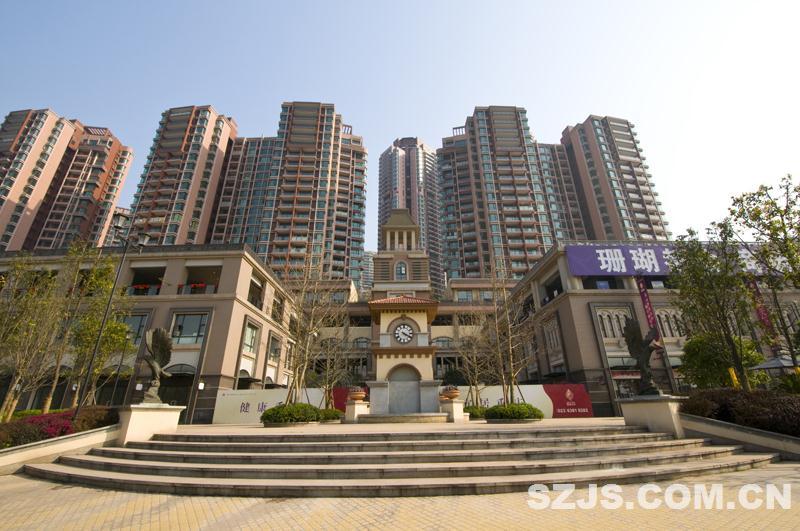 重庆珊瑚水岸 -深圳市陈世民建筑设计事务所有限公司
