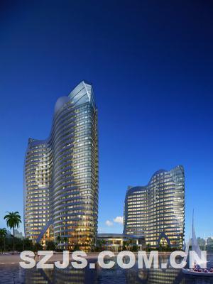 巽寮酒店项目 -深圳市哈克建筑设计有限公司-深圳建设