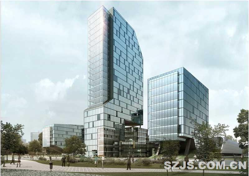 格林科技产业园项目-深圳市联合创艺建筑设计有限