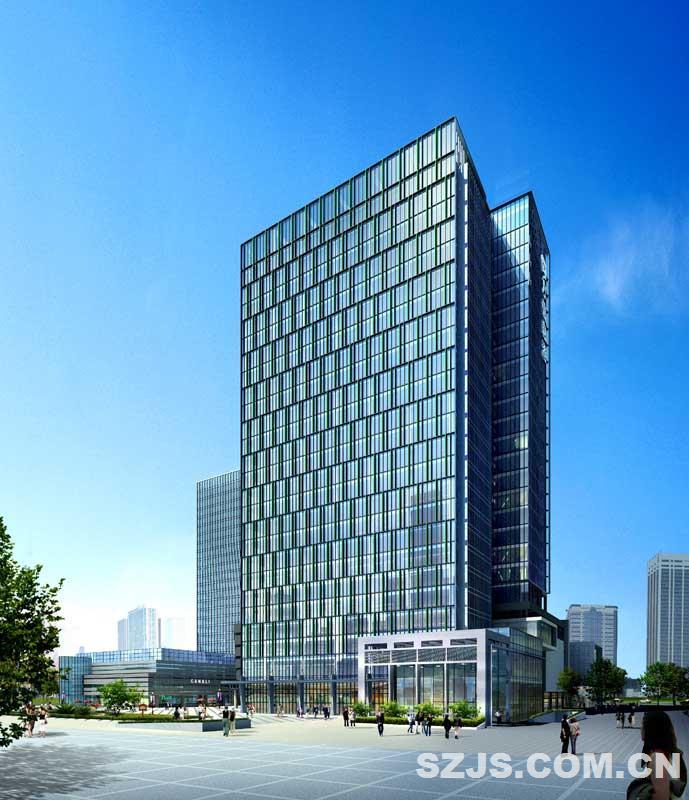 同方信息港-深圳市联合创艺建筑设计有限公司-深圳网
