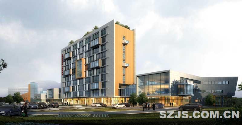 长沙再制造产业园-深圳市联合创艺建筑设计有限公司
