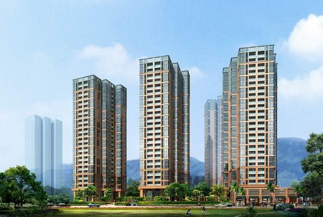深圳市光明新区保障性住房建设用地位于深圳市光明高新区公园路东侧、华夏路南侧,总用地由二地块组成,其一占地面积27511.28M2,计容积率总建筑面积81160M2;其二占地面积13719.62M2,计容积率总建筑面积49178M2。项目建成后将成为光明新区示范经济性住宅,也将成为绿色、和谐的新型社区。