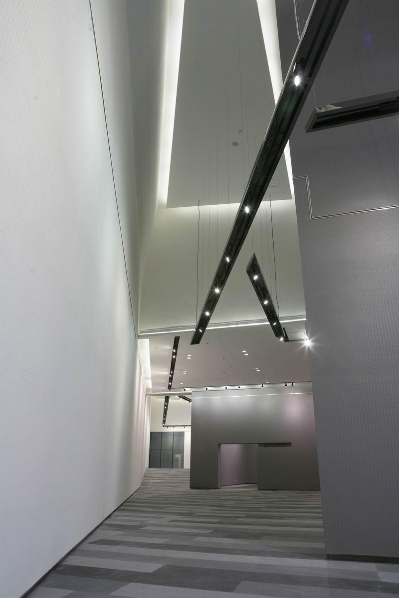 深圳大芬美术馆-吕军设计作品;; -设计作品图库-中华室内设计网;