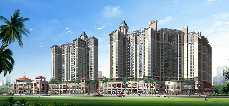 圣淘沙骏园-深圳市华阳国际工程设计股份有限公司-网