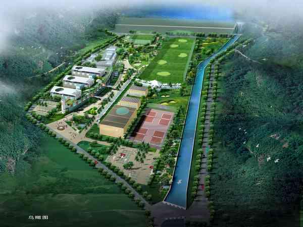 大镜山体育公园