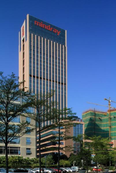 迈瑞总部大厦