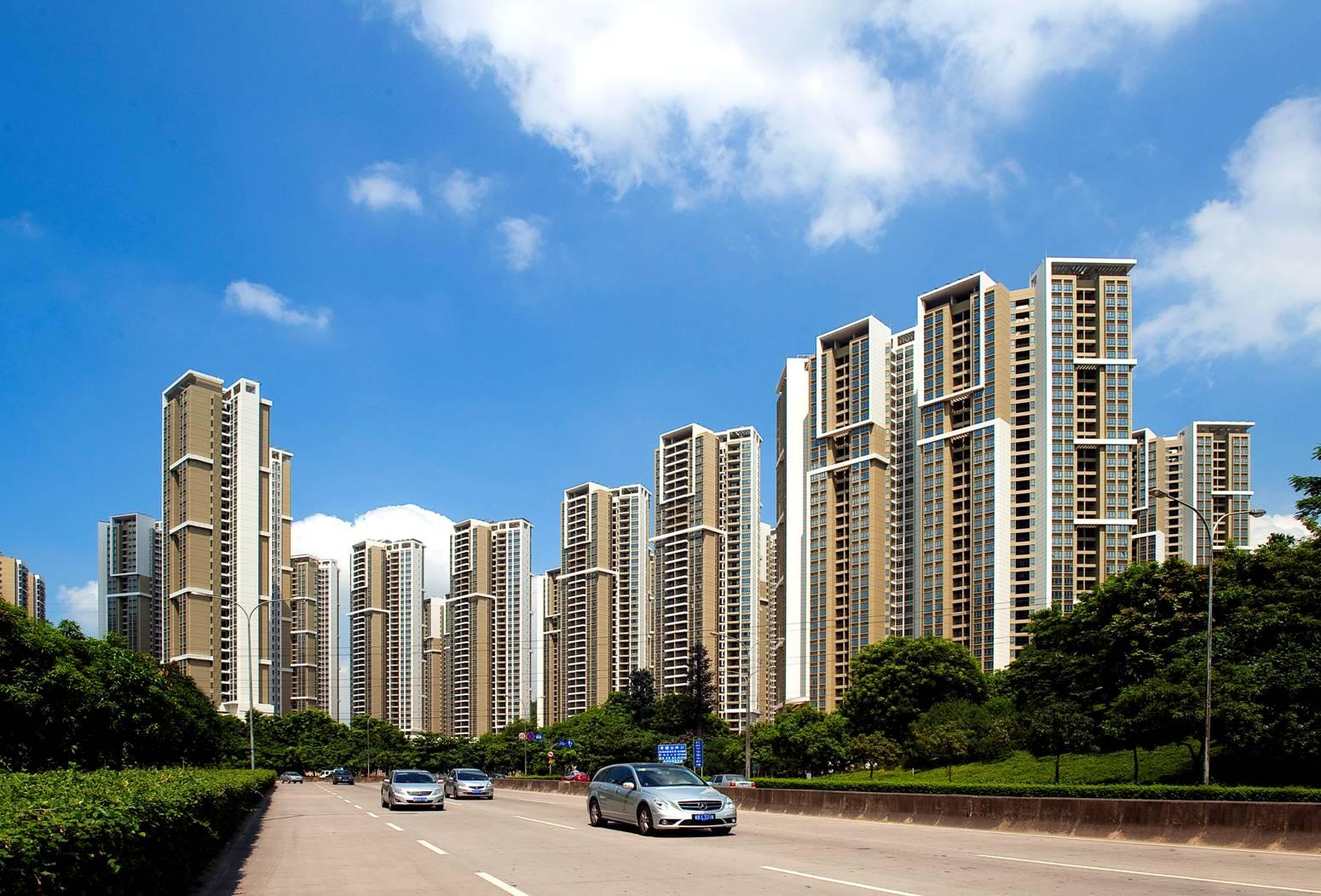 深圳市侨香村经济适用房住宅