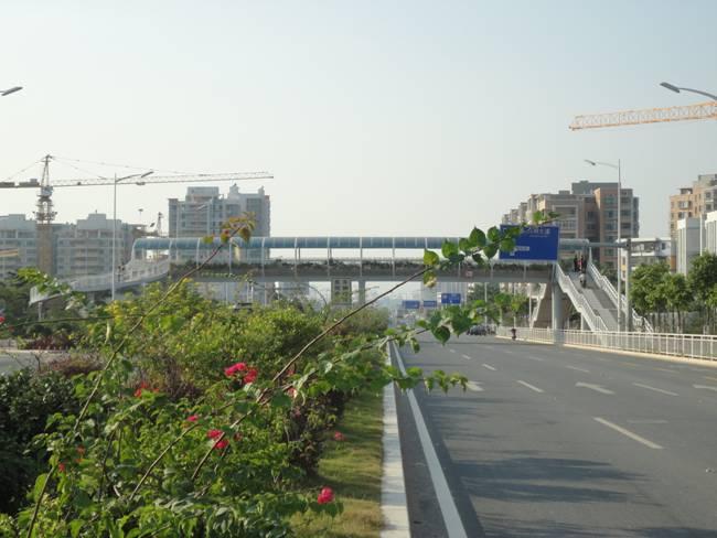 深圳市光明高新技术产业园区华夏路市政工程