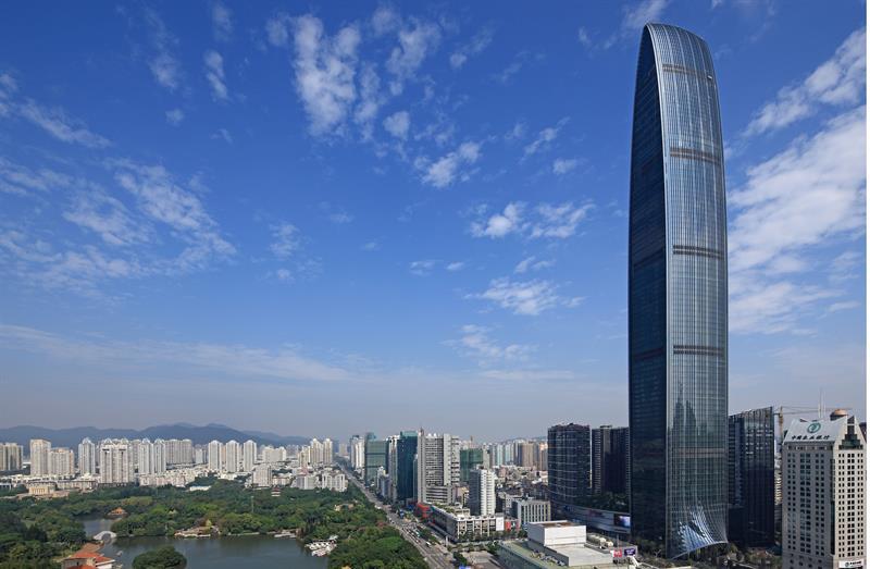 京基·蔡屋围金融中心(超高层办公、酒店)
