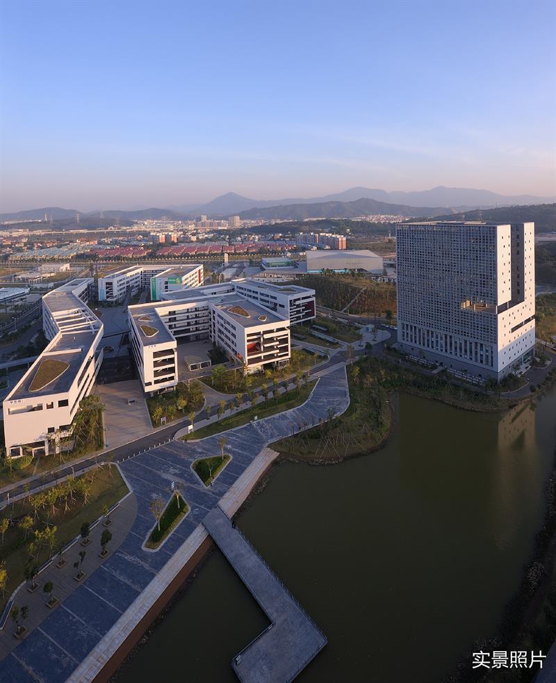深圳信息职业技术学院迁址新建工程建筑单体二标段(南校区)