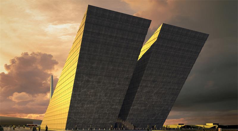 渡江战役纪念馆规划与建筑设计工程