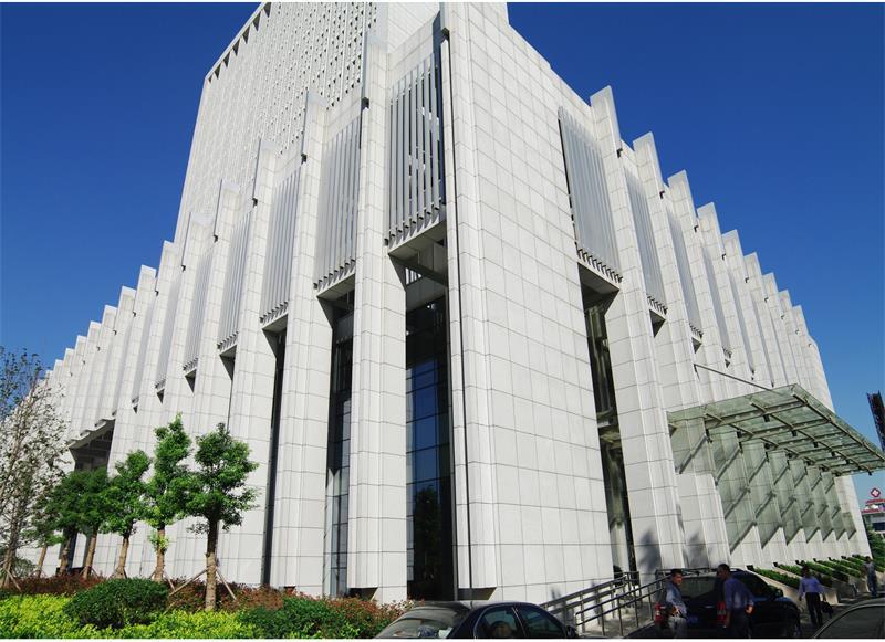 山东省地质博物馆资料档案馆建设澳门永利网上赌场