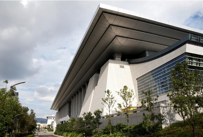 昆明市市级党政机关行政办公搬迁建设澳门永利网上赌场12组团(会议中心)